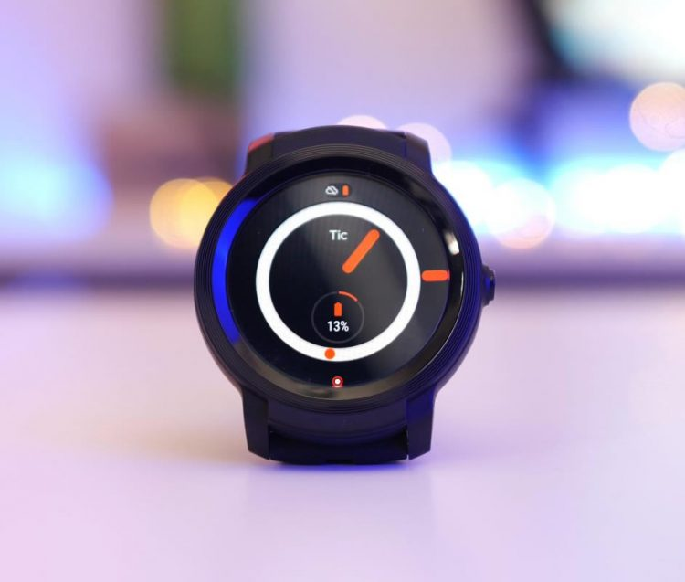 TicWatch E2 is the most popular watch.